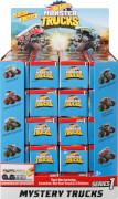 Mattel GPB72 Hot Wheels Monster Trucks Mini-Trucks Blindpack sortiert