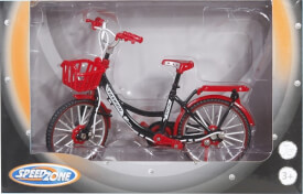 Speedzone D/C Fahrrad mit Trittfunktion