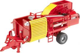 Bruder 02130 Grimme SE 75-30 Kartoffelvollernter mit Karoffelimitaten