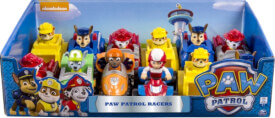 Spin Master Paw Patrol Rescue Racer, Kunststoff, ca. 10x8x6 cm, ab 3 Jahre, sortiert