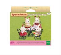Sylvanian Families 2242 Gartentisch-Garnitur