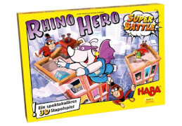 HABA Rhino Hero  Super Battle