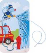 HABA Fädelspiel Feuerwehr-Einsatz