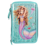 Depesche 10385 Fantasy Model 3-fach Federtasche MERMAID
