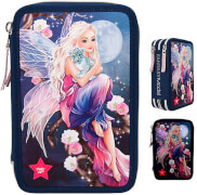 Fantasy Model 3-fach Federtasche LED