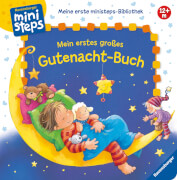 Ravensburger 40629 ministeps® - Mein 1. großes Gutenacht-Buch