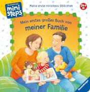 Ravensburger 040797 ministeps® Das große Buch von der Familie