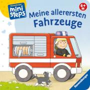 Ravensburger 41008 ministeps® Meine allerersten Fahrzeuge