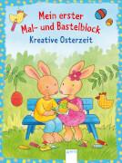 Beurenmeister, Corina: Mein erster Mal- und Bastelblock  Kreative Osterzeit