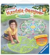 Ravensburger 298105 Outdoor Mandala Designer: Garden