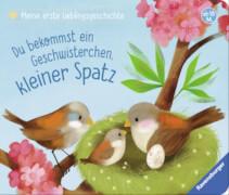 Ravensburger 43783 Lieblingsgeschichte: Geschwisterchen