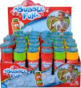 Simba Bubble Fun Seifenblasen Flasche, 60ml, 3-s.