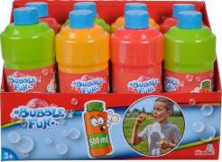 Simba Bubble Fun Seifenblasen Flasche, 500ml, 3-s.