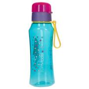 Depesche 8754 TOPModel Trinkflasche, türkis